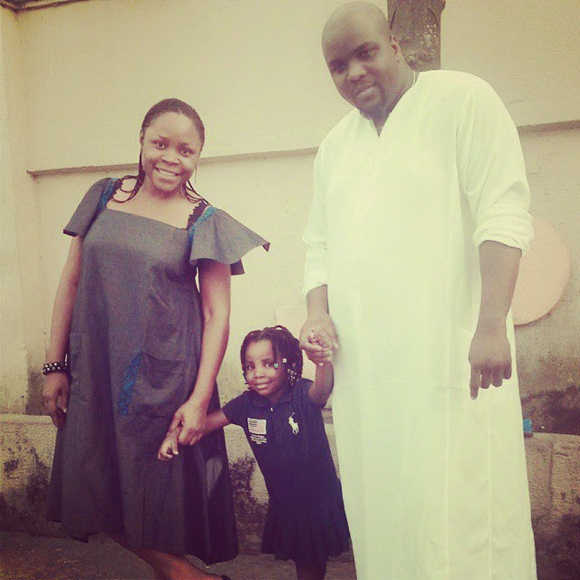 Details Of Omawumi's Secret Engagement With Baby Daddy‎
