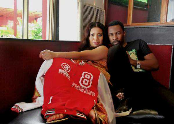 Fans Want Ruggedman and Monalisa To Become A Couple