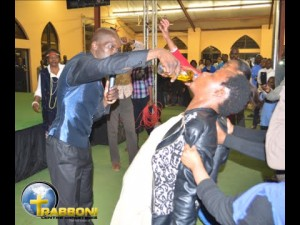 See Video Of South African Pastor Pouring Petrol Down Churchgoers' Throats!
