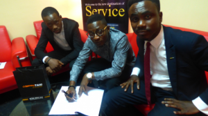 E.M.E's Artiste, Shaydee Gets Endrosement Deal With Metro Taxi