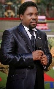 "Prophet T.B Joshua: ""Collapsed Building: I Was The Target"""