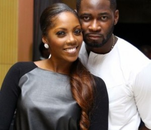 See Tiwa Savage's Birthday Message To Tee Billz On His Birthday