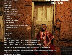 Fans Curse Wizkid Out Over Stale 'AYO' Album, Say It's Trash and Classless