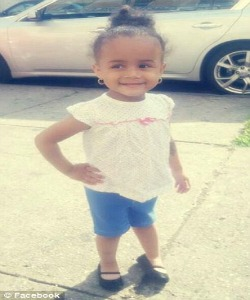 Guy Kills 3-Year-Old Girl For Peeing On Herself