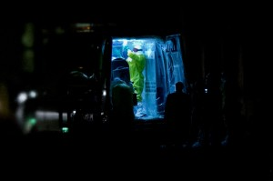 Spanish Mid-wife Test Positive For Ebola