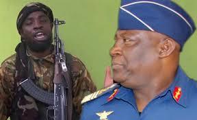 Alex Badeh-Boko Haram