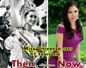 Thai Miss Universe 1965 Winner Still Looks Shockingly Young at 67