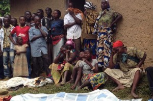 At Least 22, Mostly Women and Children, Hacked and Clubbed To Death In DR Congo