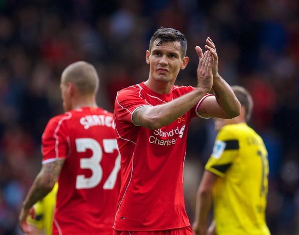Dejan Lovren Injured on International Duty, Set to Return back to Anfield.