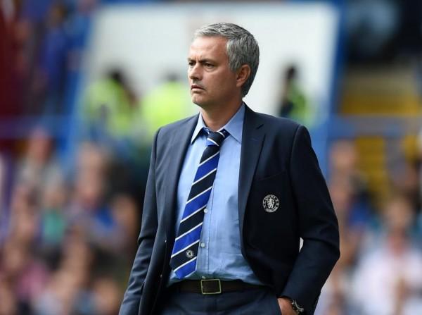 Mourinho Says He is Happy at Stamford Bridge. Image: Getty.