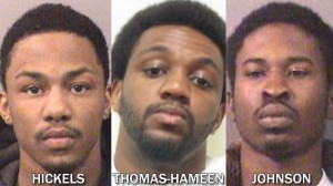 3 Men Arrested For Mugging A Dying Woman Of Her Wedding Ring.