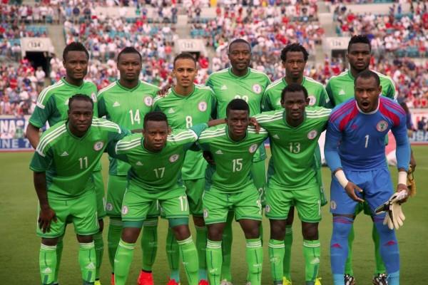 Nigeria Super Eagles.