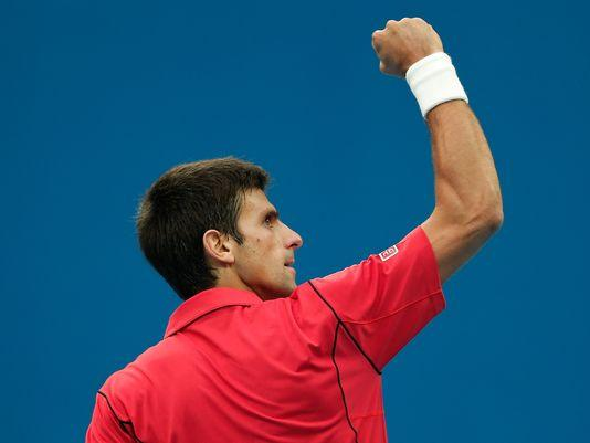 Djokovic Has Now Won Murray in All Three of Their Meetings in 2014. Image: Getty.