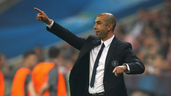 Roberto Di Matteo Named New Schalke Boss Set to Face Former Club on November 25 in a Champions League Group Fixture. Image: Getty.