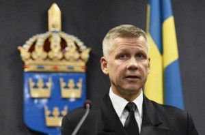 Stockholm Launches Military Operation In The Baltic Sea To Probes 'Foreign Underwater Activity'