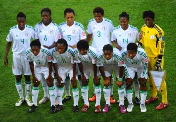 Super Falcons Won All Three of Their Group Matches at the Ongoing AWC in Naimbia.