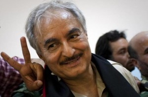 Forces Loyal To Retired General Khalifa Haftar Launch Offensive In Libya