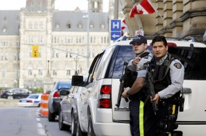 Shooting Near Canadian Parliament Causes Fear