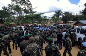 About 370 prisoners escape when armed men attack jail in Butembo in DR Congo