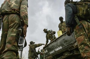 Rebel leader Mathieu Ngudjolo Chui pleads innocence at ICC