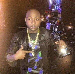 Davido Nominated For Soul Train Awards