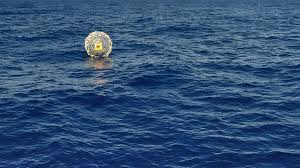 Man Rescued After Trying To Zorb To Bermuda