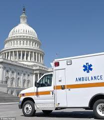 Patient Steals Ambulance To Escape Hospital.