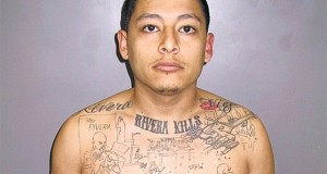 Dumb Criminal: Guy Tattoos Crime Scene On His Chest