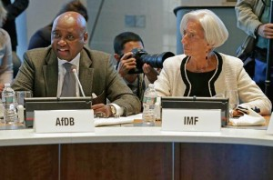 Ebola: Africa Bank Head Concerned Previous Donations Could Be 'Repackaged' and Taken Away From Other Areas Of Need