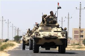 Egyptian President blames 'foreign hands' in Sinai attacks