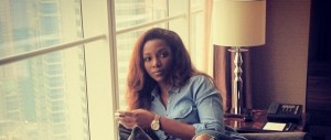 Genevieve Nnaji Tells Us Why She Never Talks About Her Daughter