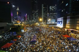 """Leung Chun-ying: """"Protesters have zero chance"""""""