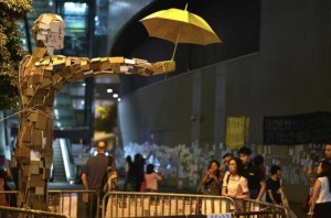 Hong Kong protest referendum cancelled