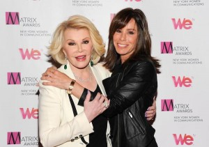 Joan Rivers' daughter begins legal action to look into mother's death