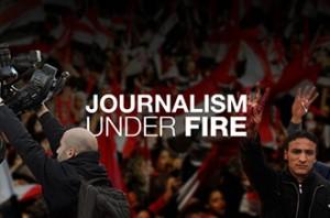 Al Jazeera marks 300 days since 3 of it's reporters were jailed in Egypt