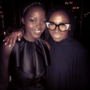 Asa and Lupita Show Admiration For Each Other
