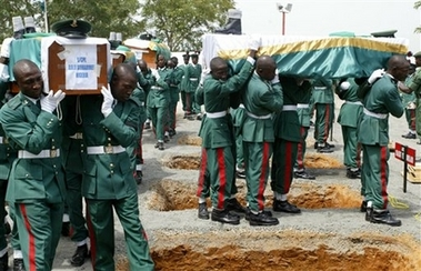 NIGERIA DARFUR SACRIFICES