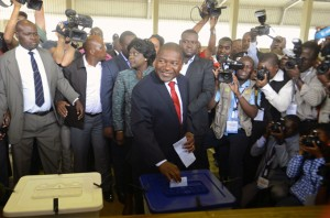 Opposition Parties In Mozambique Say Government Officials Stuffed Ballot Boxes