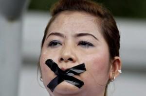 Five Journalists Jailed Over 'Public Alarm' In Myanmar