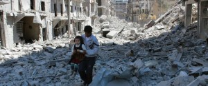 Syrian Air Force Carries Out 200 Strikes In 36 Hours, 500 Dead