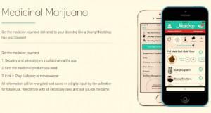 New App Called Nestdrop Will Deliver Marijuana Next To Your Door