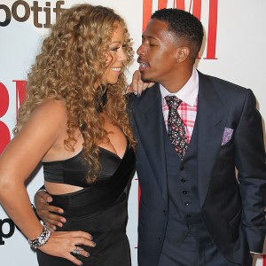 Nick Cannon says he's still in talking terms with Mariah Carey