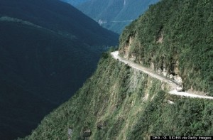 This Is The 'Most Dangerous Road' In The World