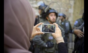 Palestinians Under The Age Of 60 Refused Access To Holy Site In East Jerusalem