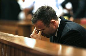 Pistorius gets five-year sentence for killing girlfriend