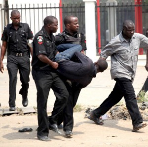 Policeman Assaults 25-year Old Banker For Urinating Beside Bank