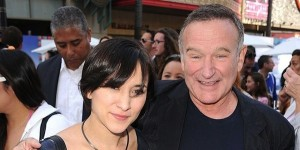 """Daughter: """"Robin Williams fought with depression his whole life"""""""
