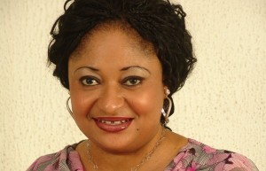 Ronke Oshodi-Oke goes back to school