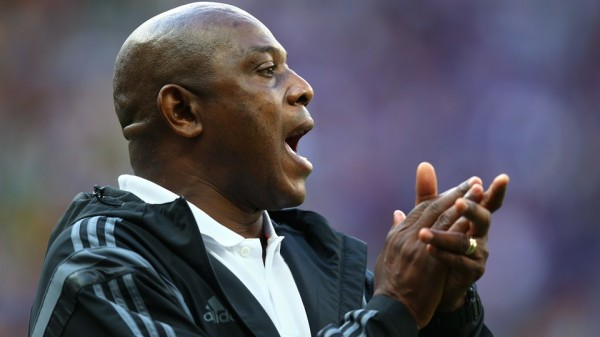 Jonathan Orders that Keshi be Reinstated as Head Coach of the Super Eagles. Image: Getty.
