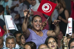 Nidaa Tounes win parliament elections in Tunisia